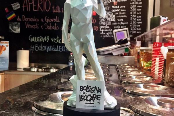 OSCAR seconda miglior gelateria d'Italia a Galliera 49 bottega gelateria Bologna